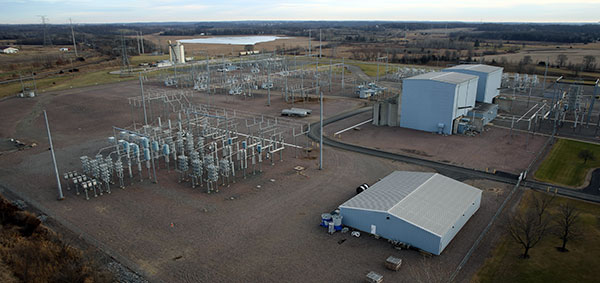 Great River Energy CU HVDC Upgrade